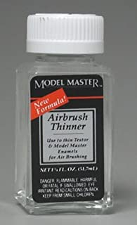 MM Airbrush Thinner, 1-3/4 oz