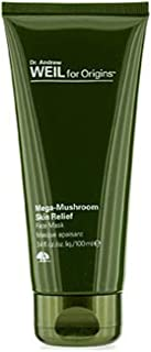 Origins Dr. Andrew Mega-Mushroom Skin Relief Face Mask, 3.4 Ounce