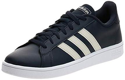 Adidas Grand Court Base, Zapatillas Hombre, Marino, 42 2/3 EU