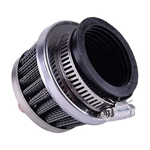 KTZAJO F02133 filtro de aire de 35 mm para Taotao 110CC 125CC ATV de 4 tiempos con motor chino motocicleta
