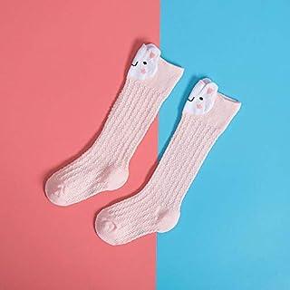 YEESEU, Dibujo animado lindo de la rodilla for niños de algodón calcetines de bebé calcetines de algodón de alta largos calentadores de la pierna Calcetines muchacha del muchacho calcetines de los niño