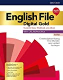 English file. Digital gold. A1-A2. Student's book & workbook without key. Per il biennio delle Scuole superiori. Con e-book. Con espansione online