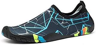 أحذية الغوص الأنيقة مطبوعة أحذية الغوص للتداخل السريع مع أثر الماء في الهواء الطلق أحذية الشاطئ 12