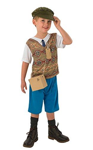 Rubies Officielle évacué Boy Costume garçon Medium