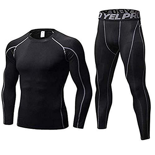 La Mejor Selección de Pantalones térmicos para Hombre los mejores 5. 10