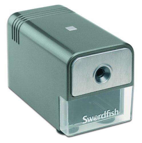 Swordfish Latitude - Sacapuntas eléctrico con depósito (8mm)