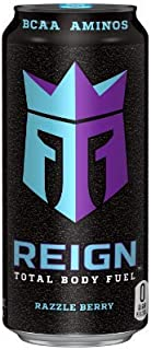 Reign Total Body Fuel (Razzle Berry, 12 Count)