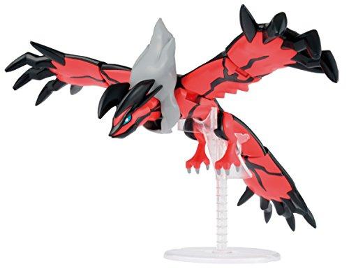 SpruKits Pokemon Yveltal Action Figure Model Kit, Level 2