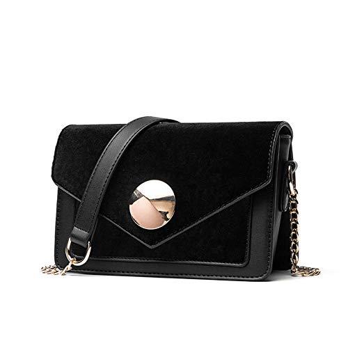 Thumby dames handtas crossover schoudertassen kleine schoudertassen met ketting, retro damtas