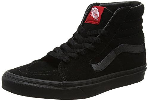 Vans Unisex Erwachsene Sneaker high SK8-HI,Schwarz,40.5 EU