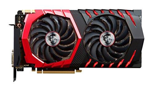 『MSI GeForce GTX 1070 GAMING X 8G 『Twin Frozr VI/OCモデル』 グラフィックスボード VD6072』の2枚目の画像