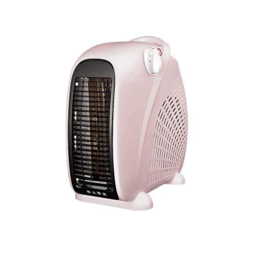 Sdesign Calentador de Ventilador de cerámica portátil Oscilating 2000W con 3 configuraciones de Calor y termostato Ajustable, protección de volcas y sobrecalentamiento, Controlador para la Oficina en