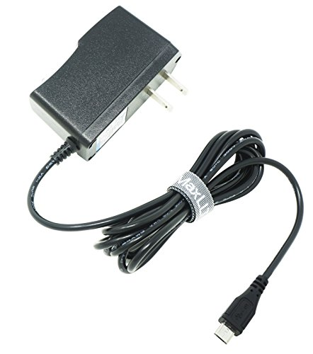 MaxLLTo 6ft Extra Long Micro USB 5V 2A AC Adapter Home Wall Power Charger for Amazon Kindle Fire Kids Tablet 7' Power Supply Cord