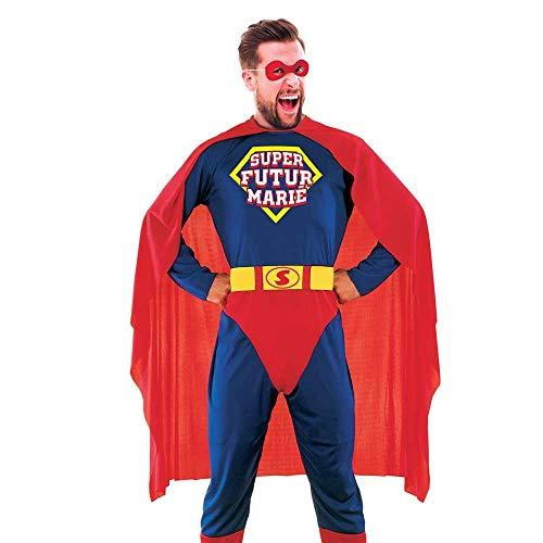 Disfraz de Super Futuro Mari