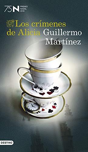 Los crímenes de Alicia: Premio Nadal de Novela 2019