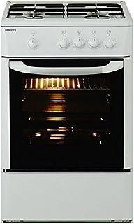 Beko - Cocina Conv. Beko Cg41008D, 4Fuegos - Gas/Gas -
