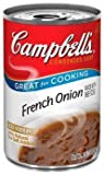 Campbell's, Condensed French Onion Soup, 10.75oz Can (Pack of 6)