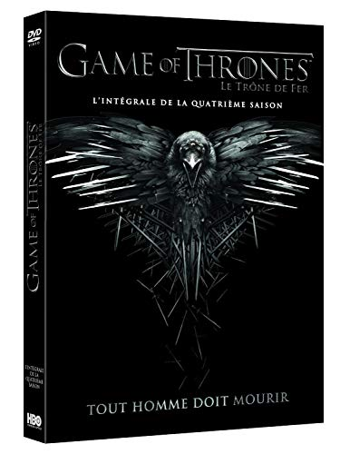 Game of Thrones (Le Trône de Fer) - Saison 4 - DVD - HBO