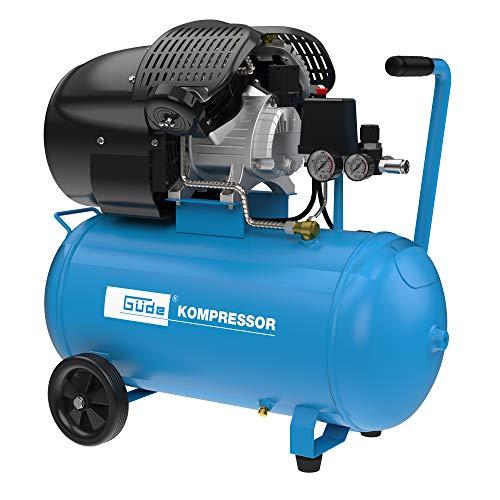 GÜDE Kompressor Druckluftkompressor Luftkompressor 405/10/50 10bar 230V 50131