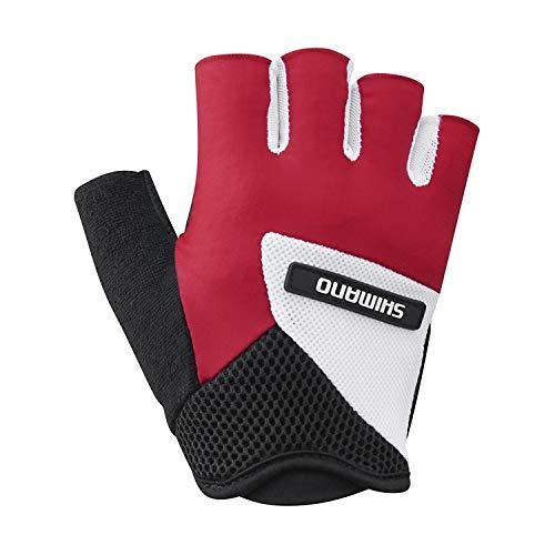 SHIMANO Handschuhe SH Airway Roj T-XL, Unisex für Erwachsene
