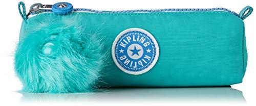 Kipling FREEDOM Astuccio, 22 cm, 1 liters, Blu (Deep Aqua C)