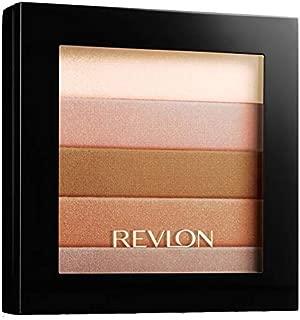 Revlon Highlighting Palette Blusher Bronze Glow 030
