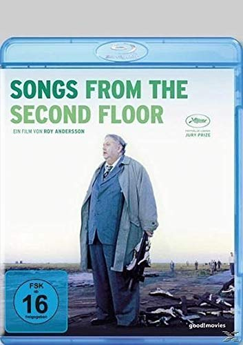 Songs From The Second Floor (OmU) [Blu-ray]