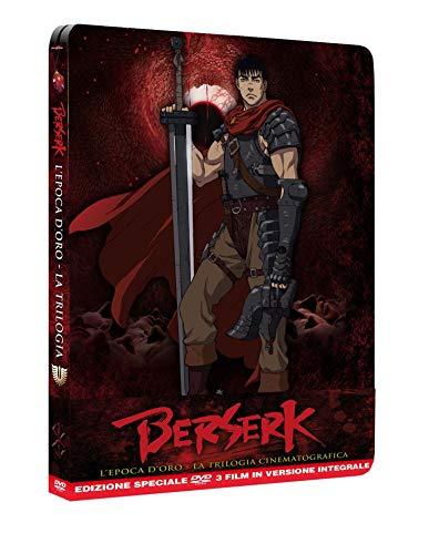 Berserk Trilogy (Collectors Edition) (3 DVD)