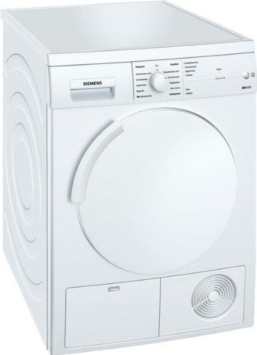 Siemens iQ300 WT44E102 Kondenstrockner / B / 7 kg / duoTronic / softDry-Trommelsystem / weiß