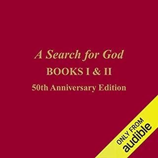 A Search for God, Books 1 & 2 audiobook cover art