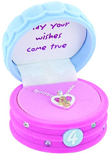 It's My Year Child's Number Pendant, 4Th Birthday, One Size