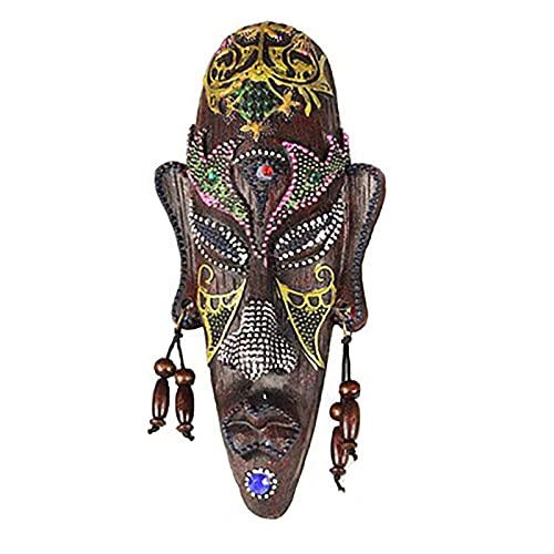 Máscaras Decorativas De Pared De África Marca OMKMNOE