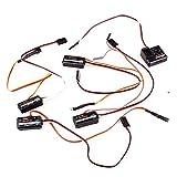 FlySky FS-CEV04 FS-CPD01 FS-CPD02 FS-CTM01 FS-CVT01 Telemetry Data Module Set for FS i6 i10 iT4S TX iA6B iA4B iA10B RX iBus (FS-CPD02)