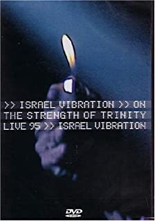 Israel Vibration The Strength Of Trinity Live In Paris Zenith 95 (DVD)