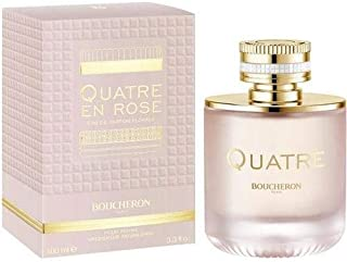 Boucheron Quatre En Rose for Women 100ml Eau de Parfum
