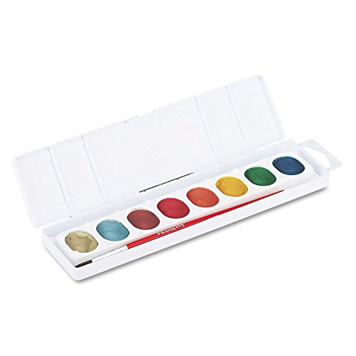 Prang Watercolor Masterpk Metallic