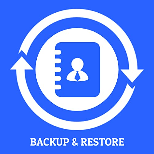 Fast Contact Backup & Restore - Contact Transfer