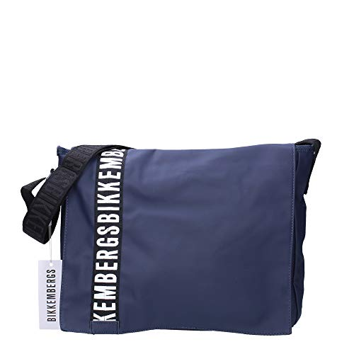 A+ Bikkembergs Gum Messenger E91PME170052080 Blue