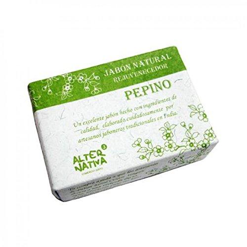 Alternativa 3 594391 - Jabón Pepino India Alternativa, 100g