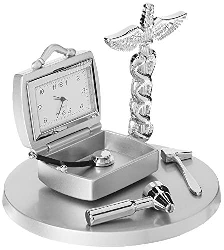 Elegant Weighted Doctors Clock