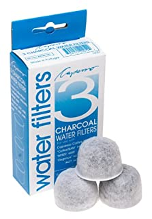 Capresso 4440.90 3-pack Charcoal Water Filters (B00007E7LS) | Amazon price tracker / tracking, Amazon price history charts, Amazon price watches, Amazon price drop alerts