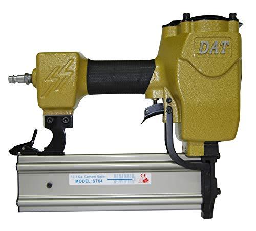 Clavadora Neumática FASTGUN DAT ST 64 para Clavos con cabeza T de 2,2 mm de grosor y 64 de largo + Maletín + 1.000 clavos