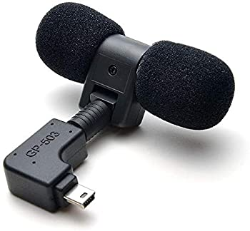 Microphone Adapter ZIKO Microphone 3.5 mm Mic Adapter Mini Stereo 3.5 mm mic Adapter Microphone Mount with Standard Frame for GoPro 3/3+/4 Sports Camera