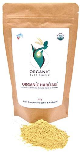Organic Pure Simples 200g Organic Haritaki Powder