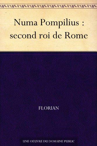 Couverture du livre Numa Pompilius : second roi de Rome