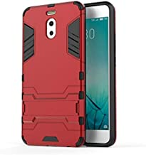Fitted Cases - for Meizu m6 note meizu note 6 3GB 16GB 32GB 4GB Shockproof Stand Hard case for Meizu M6 Combo Armor shell iron Man Back cover (GTX RD for Meizu M6)