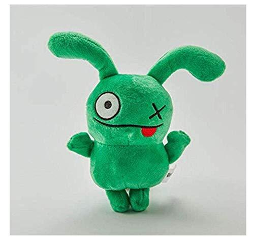 NC56 Movie Uglydoll Plush Toy Cartoon Anime Ox Moxy BABO Plush Toy Soft Stuffed Plush Toy Dolls Ugly Gifts for Children Kids- 18Cm