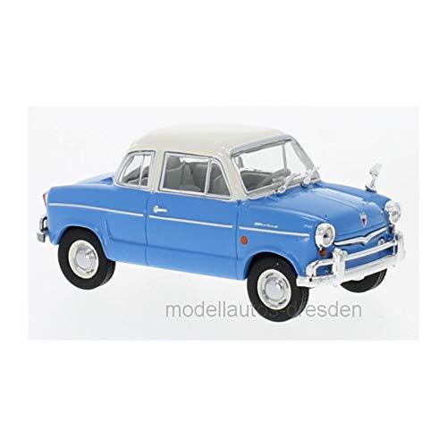 Whitebox WB281 NSU Prinz 30E blau/Weiss Maßstab 1:43 Modellauto