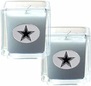 Siskiyou Gifts Co, Inc. NFL Dallas Cowboys Candle Set, Blue - F2CD055