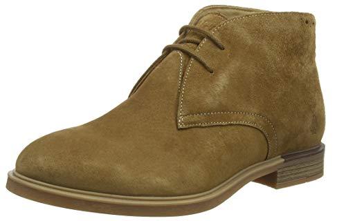 Hush Puppies Damen Bailey Chukka Boots, Braun (Chestnut Suede Chestnut Suede), 37 EU
